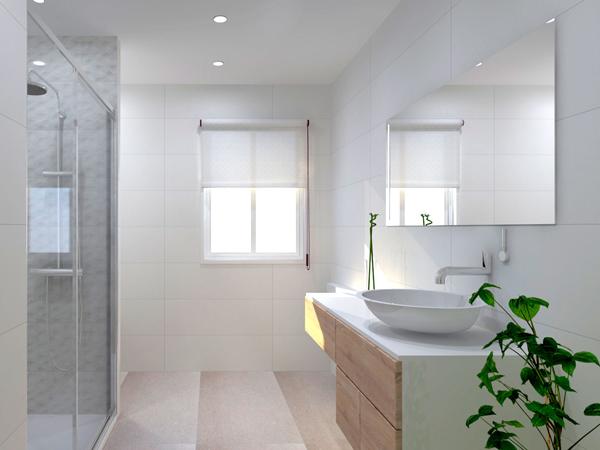 cuarto baño aseos