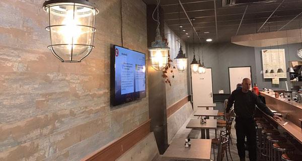 Reforma de un restaurante con albañilería en Esparraguera